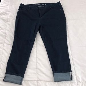 Avenue Ankle Jeans